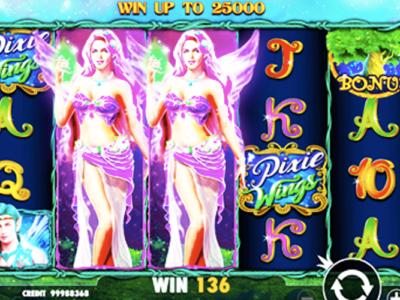 Pixie Wings Slots