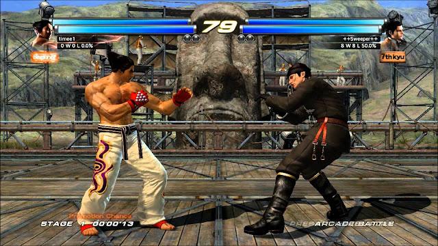 Tekken Tag Tournament 2 Game Full Version Free Download