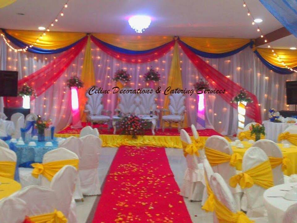 Decoration celine decorations catering services ive been a bride to be and i understand the planning process is stressful however i want you to look back at this as a memorable and enjoyable time junglespirit Image collections