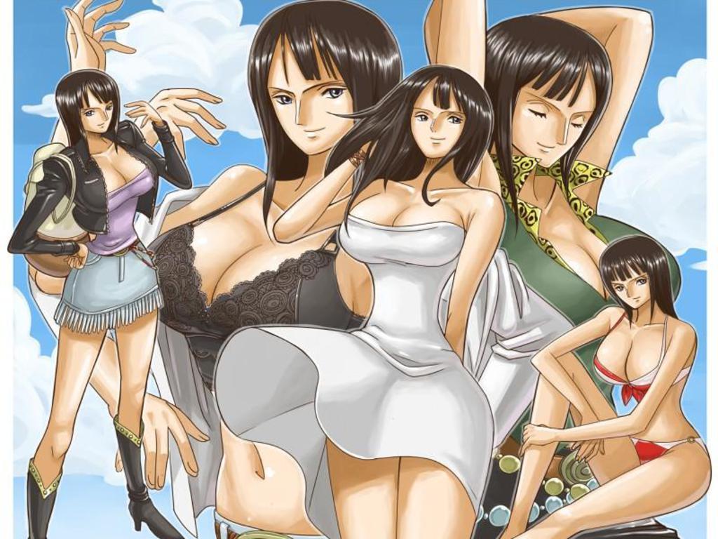 One Piece Sexy