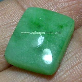 Batu Permata Giok Type A + Memo - ZP 601