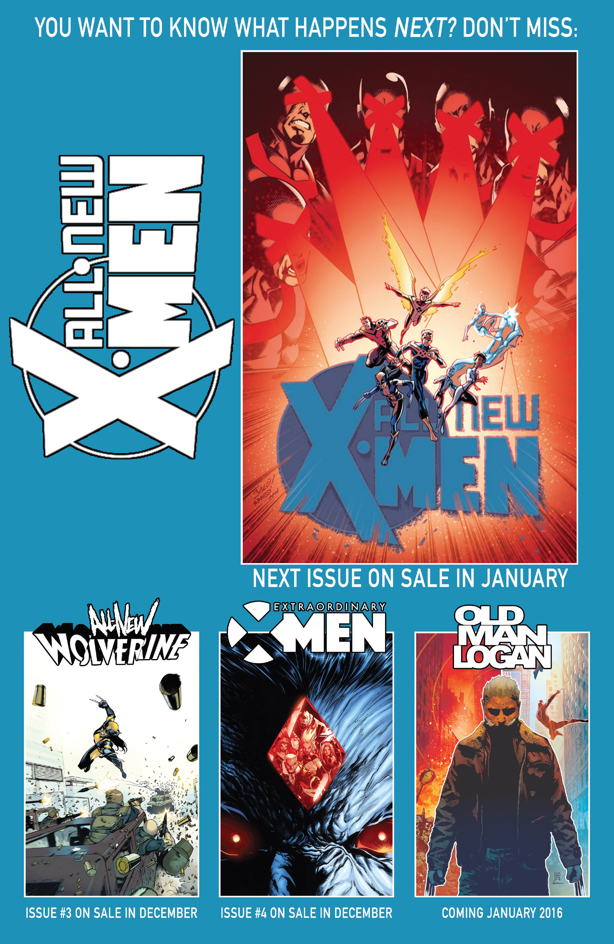 Read online All-New X-Men (2016) comic -  Issue #2 - 23