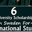 Sweden: Scholarships for International Students at the University of Dalarna, 2017/2018 - AFROGLOBE!!!