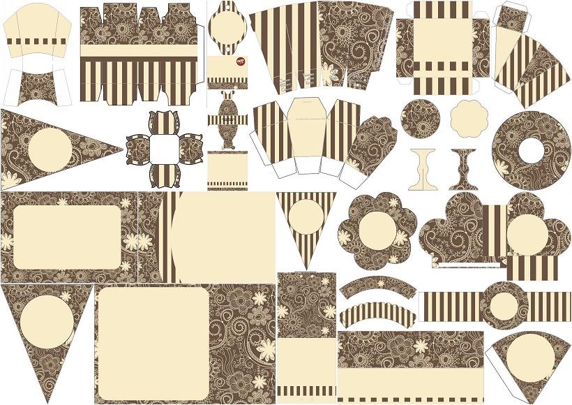 Curvas y Flores: Kit para Primera Comunión para Imprimir Gratis ...