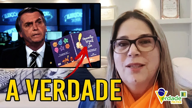 "[VÍDEO] Psicóloga revela estratégia do ""kit gay"" denunciado por Bolsonaro no Jornal Nacional"