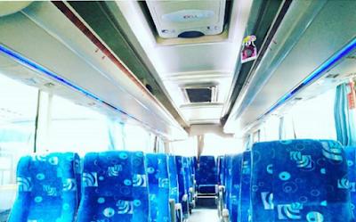 Harga Sewa Bus Pariwisata Jogja seat 35