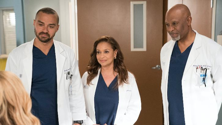 Greys Anatomy Episode 1416 Caught Somewhere In Time Promo