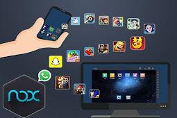 برنامج Nox App Player مشغل برامج و العاب اندرويد على الويندوز
