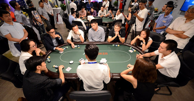 Poker and Bridge tournaments in Vietnam