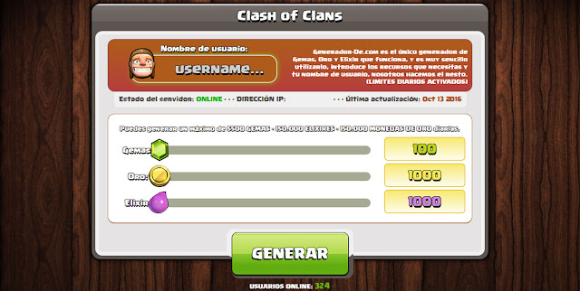 Clash of Clans 2 Landings Page CPA