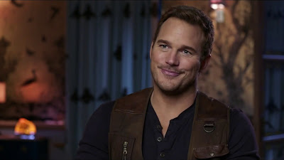 Chris Pratt New Profile Picture Download