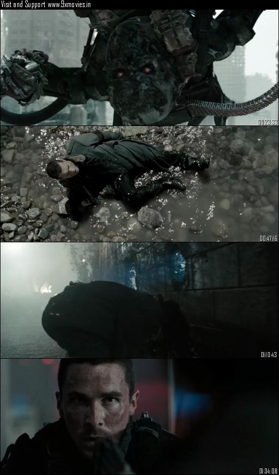 Terminator Salvation 2009 Dual Audio Hindi 720p BluRay