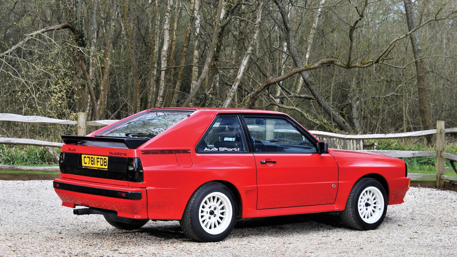 Stunning 1986 Audi Sport Quattro Sells For 536 000 At Auction Carscoops