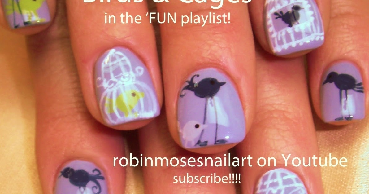 Robin Moses Nail Art: Cutest Pink French Manicure Nails ...