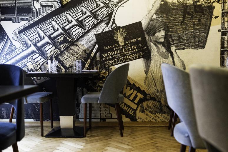 nowa restauracja w krakowie Scandale Royal