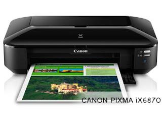 Canon Pixma iX6870 (A3) Wireles
