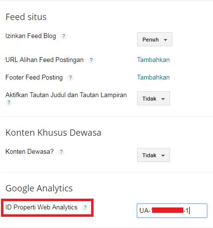 cara memasang google analytics - #IRVANGEN