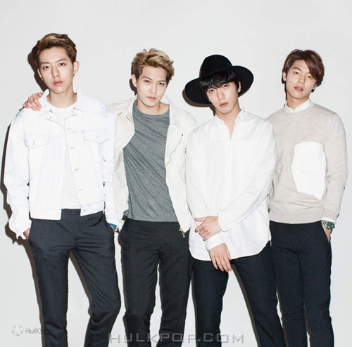 CNBLUE – WHITE (Japanese) – Single (ITUNES PLUS AAC M4A)