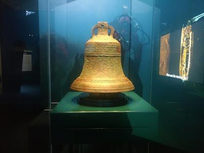 Lodní zvon z Erebu