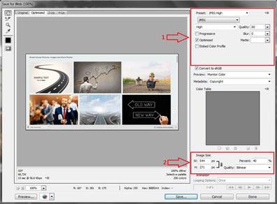 Cara Mudah Mengkompres Gambar Dengan Photoshop