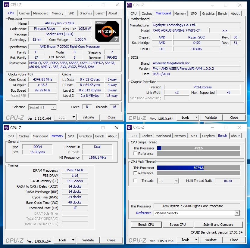 【心得】技嘉神鷹 X470 AORUS GAMING 7 WIFI 輕開箱 @電腦應用綜合討論 哈啦板 - 巴哈姆特