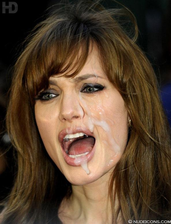 nude celebrity fake Angelina Jolie