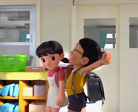 Nobita 3d Wallpaper Wallpaper Doraemon Stand By Me Jdsk