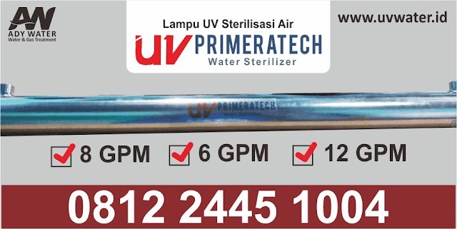 lampu uv primeratech
