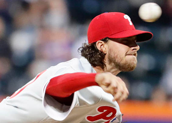 Nola struggles, but Phillies take opener