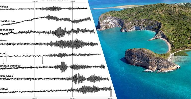 Unusual Seismic Waves Rippled Around the World And Scientists Can't Explain Them