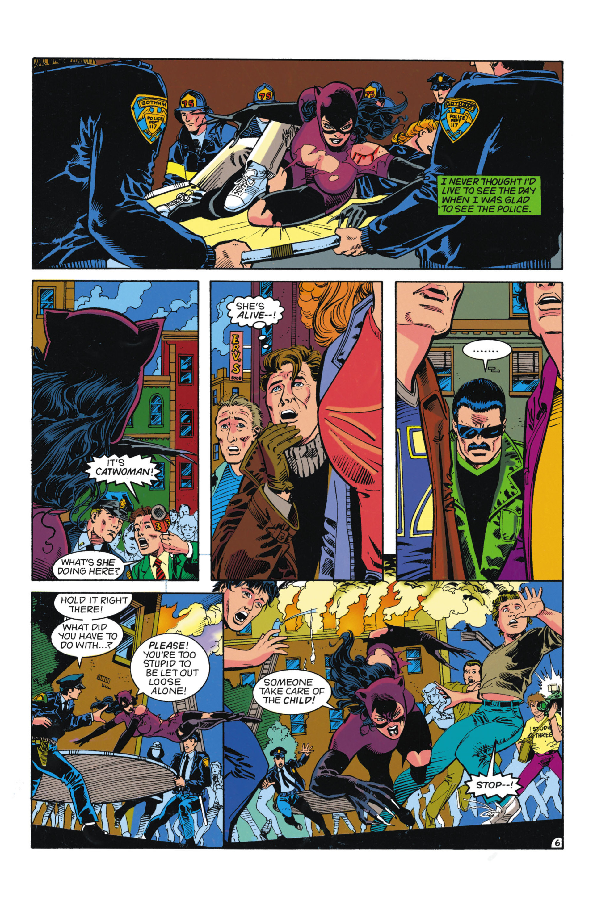 Catwoman (1993) Issue #2 #7 - English 7