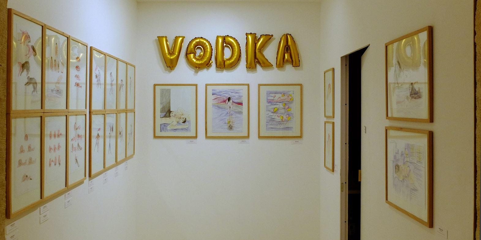 la belle illustration no mie chust exposition vodka et plus galerie xiiix jusqu 39 au 31 d cembre. Black Bedroom Furniture Sets. Home Design Ideas