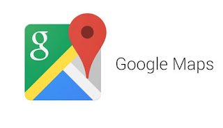 Google maps time