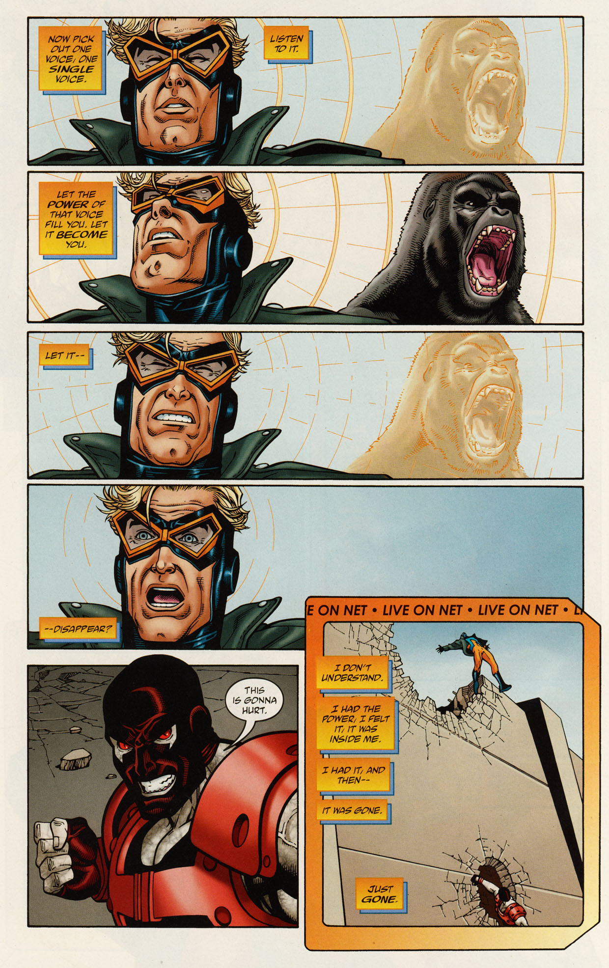 Read online Trinity (2008) comic -  Issue #46 - 31