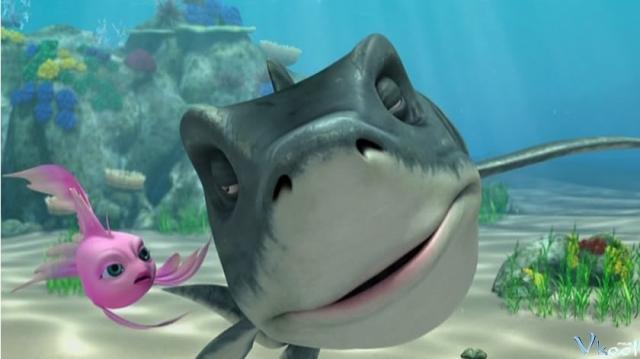 Hình ảnh phim Rặng San Hô: Mồi Săn Cá Mập