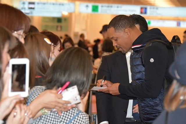 """Aladdin"" Will Smith Melakukan Kunjungan Ke Jepang"