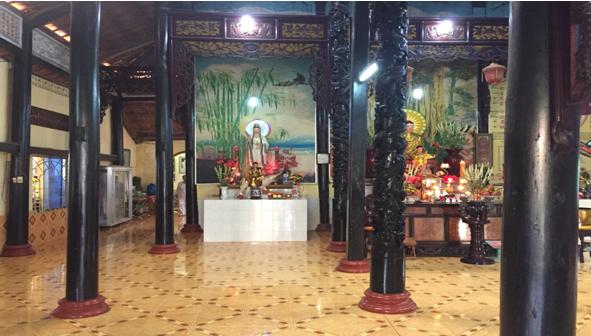 Chùa Vĩnh Hòa, Thoại Sơn, An Giang