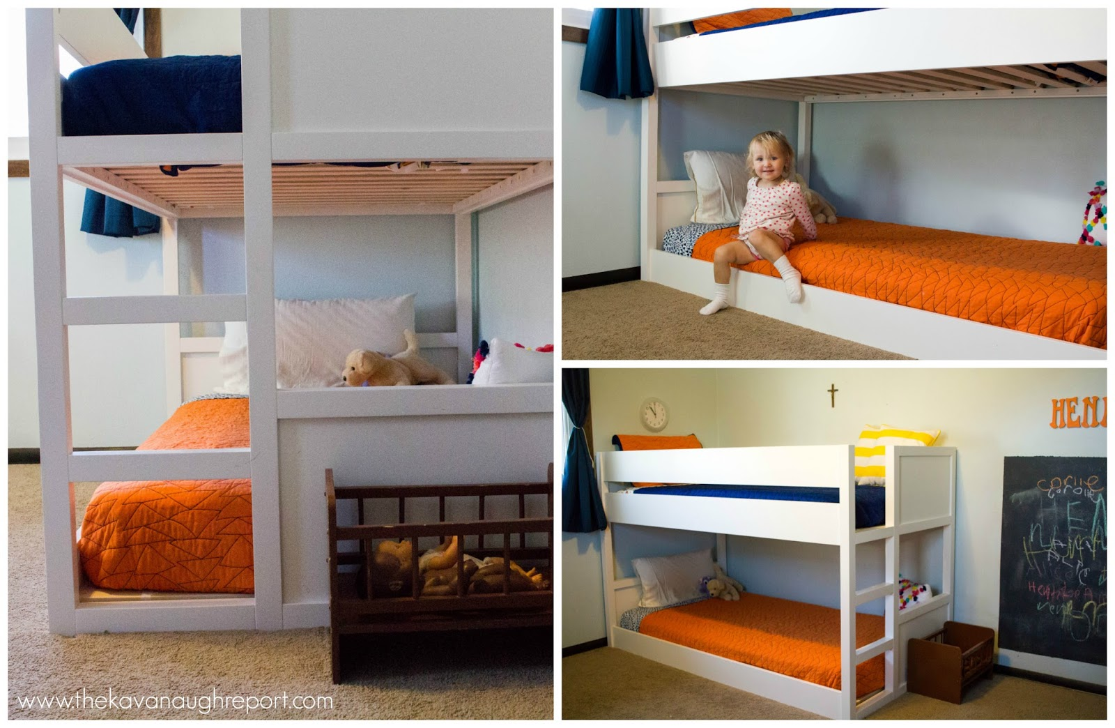 Trend It was not an easy feat to find a bunk bed that fit these needs If you want people to look at you funny go to a furniture store and ask for
