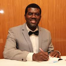 mocked President Muhammadu Buhari on the time it took him to name his cabinet members. Reacting to US President-elect Donald Trump's decision to name some of his cabinet members even when he hasn't been sworn in, Omokri described Trump's presidency as the real change.