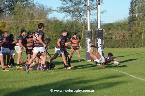 Tigres sorteó al difícil Bajo Hondo en vibrante partido.