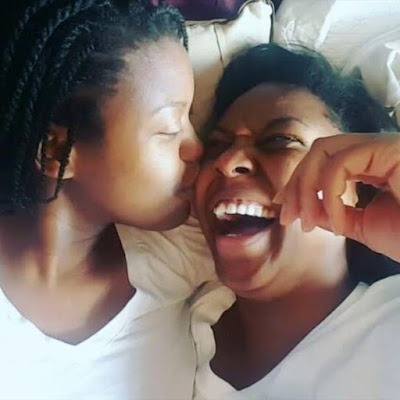 See Two Nigerian Lesbians Who Celeberated Their Three Years of Friendship