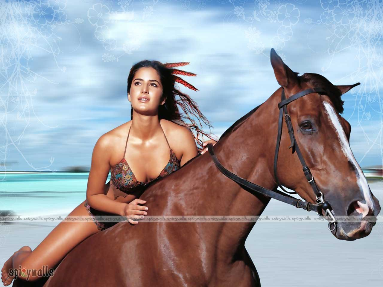 Actress Hot Sexy Unseen Images Katrina Kaif Hot In Dhoom -6917
