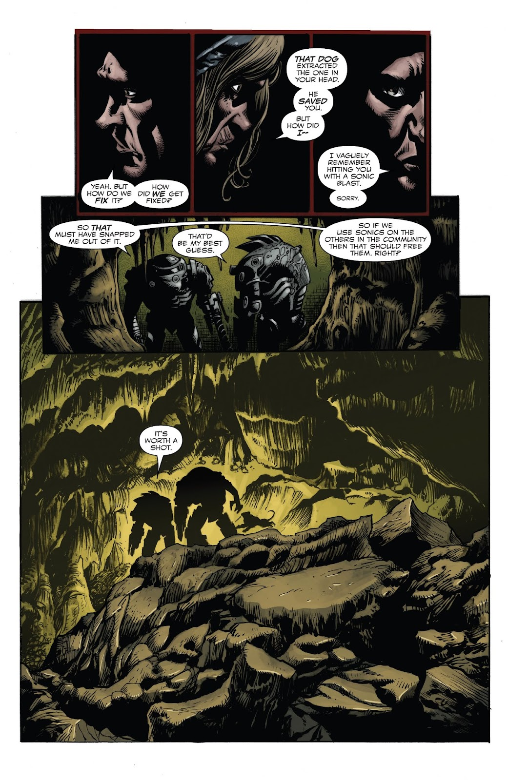 Read online Web of Venom: Unleashed comic -  Issue # Full - 21