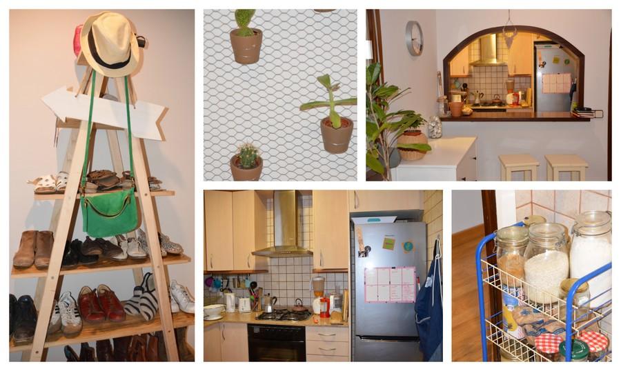 Photod déco appartement Barcelone