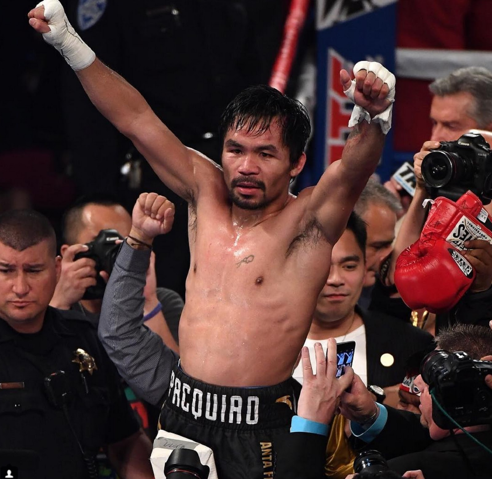 MANNY PACQUIAO 10