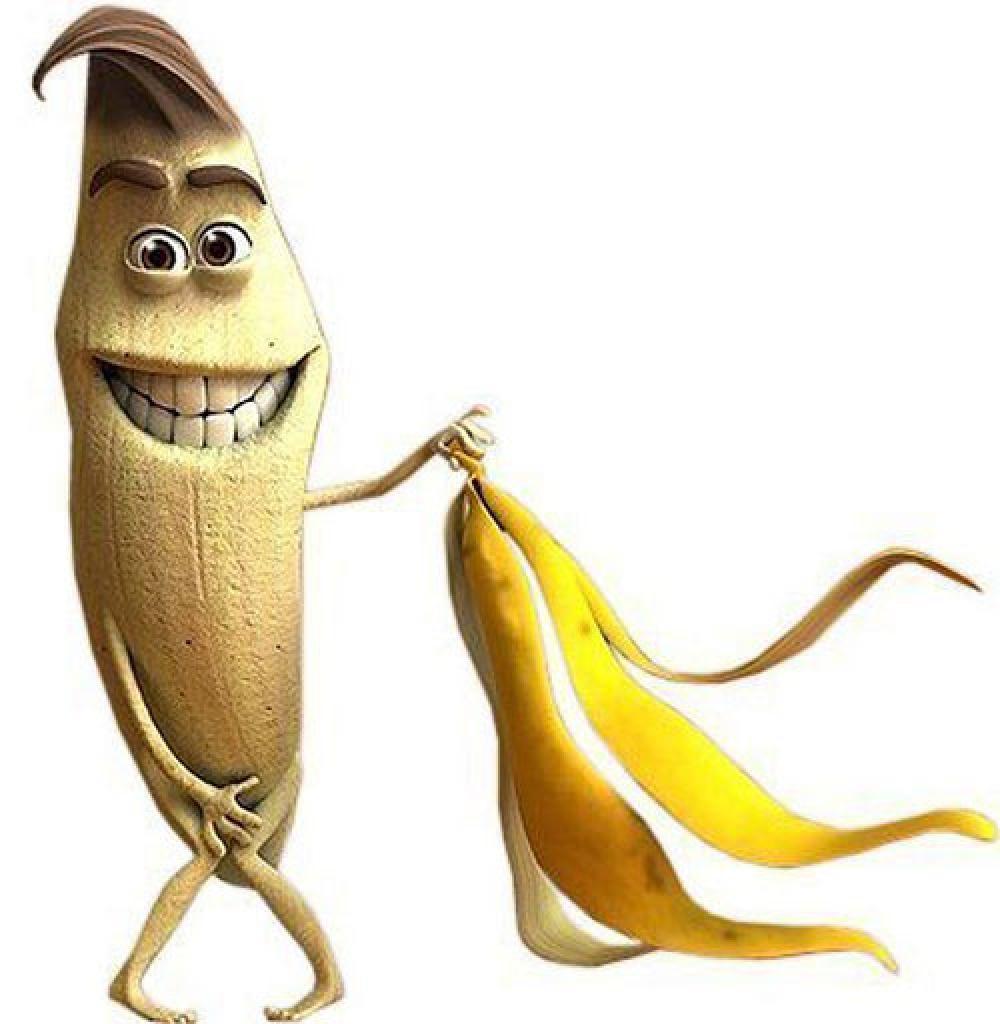 fumer filaments banane