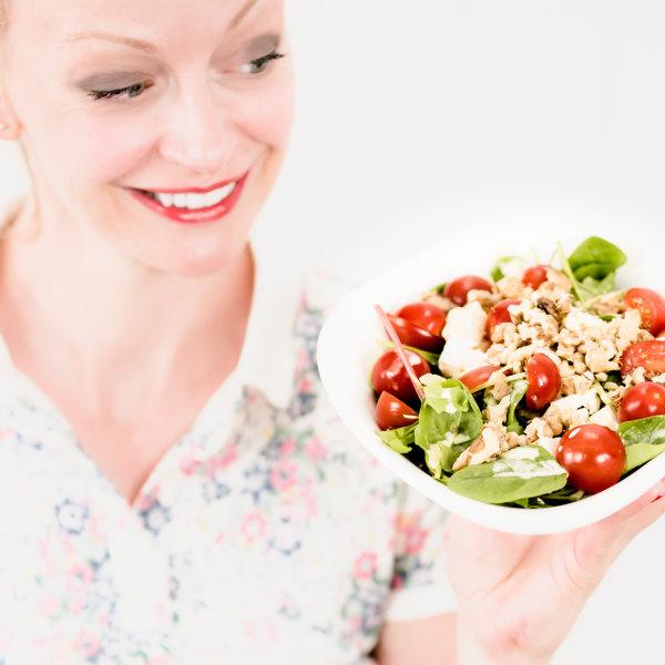 Leckerer Salat
