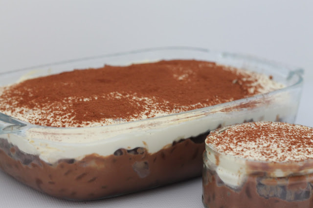 Banoffee chocolate pasta