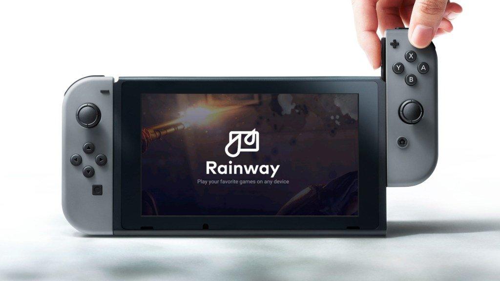 Tus juegos de PC se retransmitirían en Switch muy pronto, ¿te imaginas?