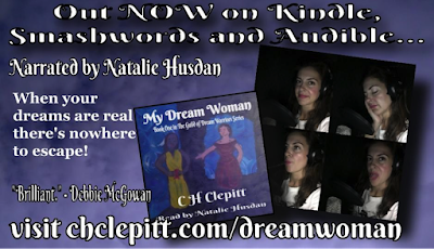 My Dream Woman #Audiobook #PressRelease #UrbanFantasy #LGBTQ